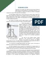Energía Eólica en el Mundo y Argentina