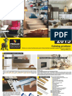 PROFILUX Catalog Produse 2015 PROLUX Genesis