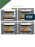 publishing evidence