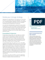 Windows Server 2016 Storage Datasheet