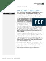 VBlock VxBlock Product Overview
