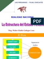 3. La Estructura Del Estado Peruano