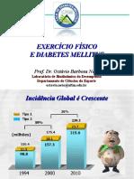 Palestra - Liga Diabetes UFTM