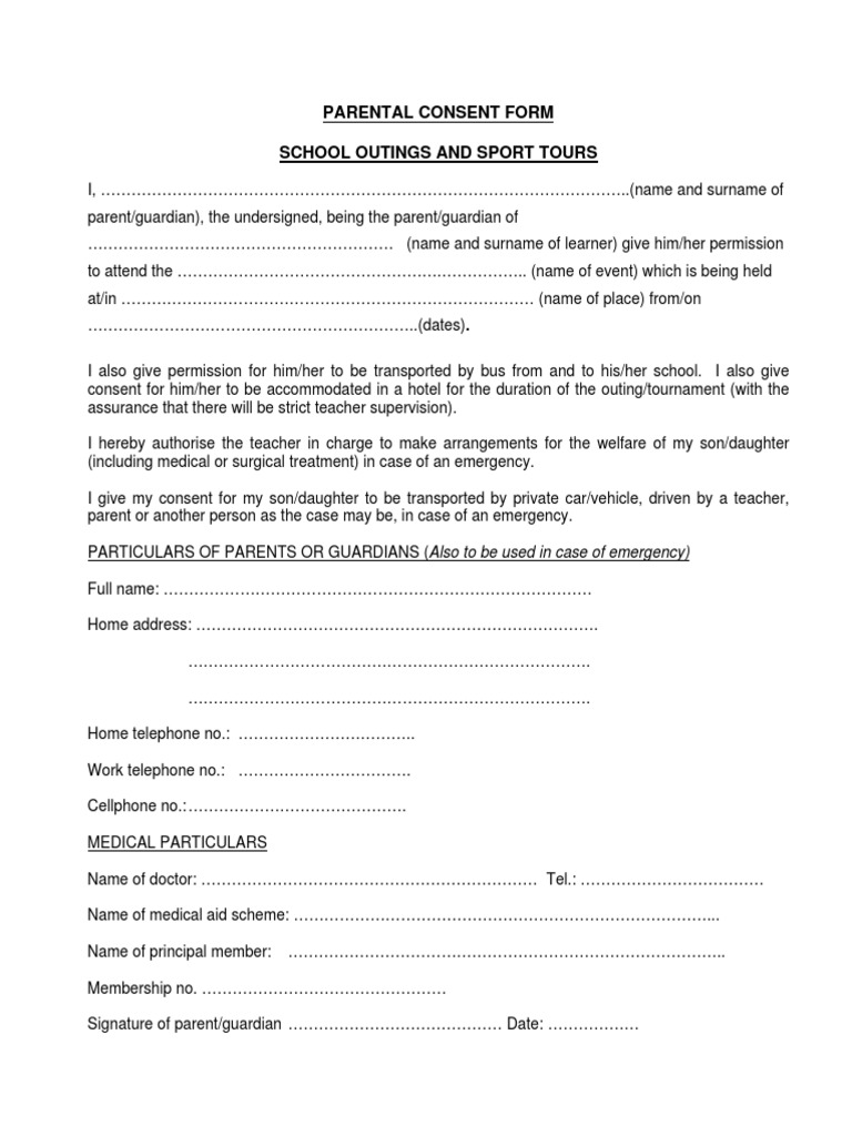Wced Indemnity Form – Indemnity Form Template