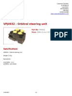 VPJ4932 - Orbitrol Steering Unit
