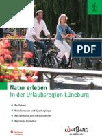 Natur erleben in der Urlaubsregion Lüneburg 2010