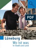 Lüneburg - Wo ist was in Stadt und Land