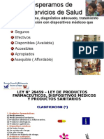 Silvia Perez Regulacion de Dispositivos Medicos