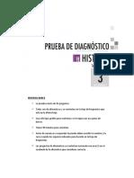 Diagnostico Marzo Historia 3basico 2014