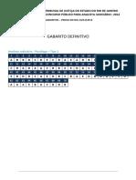 Fgv 2014 Tj Rj Analista Judiciario Especialidade Psicologo Gabarito