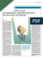 Comprometa a Sus Empleados Usando Tácticas de Servicio Al Cliente