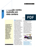 Revista Rti Jul 13 Protecao Contra Incendio Em Datacenters Completo