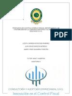 Propuesta Consultoria y Auditoria Empresarial s.a.s.
