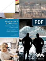 Advancing Utah Coal - Technology, Policy, and a Path Forward