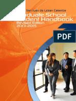 GSPS Student Handbook