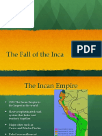 fall of inca ppt