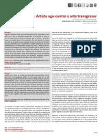Artista ego-centro y arte transgresor.pdf