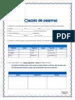 Classes de Palavras - Subs. Adjec. Verbos - Exercícios (Blog7 10-11) (1)