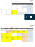 Calendario Fim de Ano 2016 17