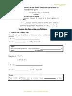 Ficha Informativa - Potências