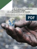 Informe Canada Resumen Ejecutivo