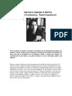 Entrevista a Perlongher en El Diario de Poesía