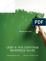 SW LEED VOC ReferenceGuide