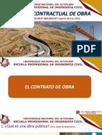 contratacionesdelestadoejecucincontractualdeobra2016i-160314181741