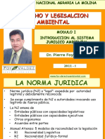 Introduccion Al Sistema Juridico Ambiental