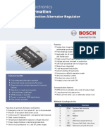 Bosch Regulador Multifuncion