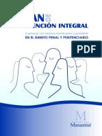 Plan Ambito Penal Fundacion Manantial