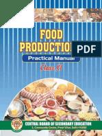 Food Production I (PM) XI