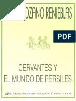 LOZANO RENIEBLAS - Cervantes y el mundo del Persiles.pdf
