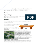 A Project on Structures of Transportation Engineering