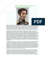 Bolívar Ambientalista