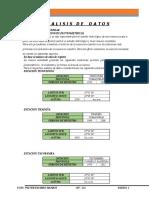 Presentacion de Analisis de Datos Civ-231