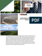 El Ciudadano Ejerce Un Rol Central en La Gestión Ambiental
