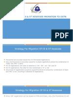 PPT on GST Migration