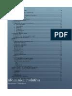 Informática Evolutiva - Algoritmos Genericos