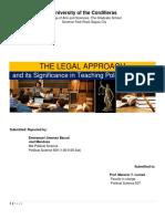 Legal Approach