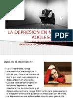 La Depresión en Niños y Adolescentes Ie Ricardo Palma