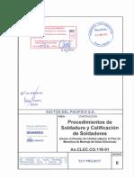 An.clec.CO.118_0 - Procedimientos de Soldadura y Calificación de Soldadores (ESTATUS 1) (1)
