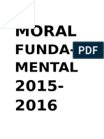 Moral Fundamental Cset 2015.1