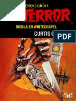 [Bolsilibros] [Seleccion Terror 15] Garland, Curtis - Niebla en Whitechapel.epub