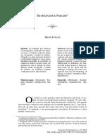 Retraduzir é preciso (in Scientia Traductionis, 2013)