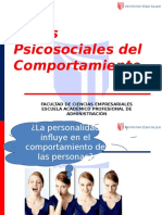 Bases Psicosociales