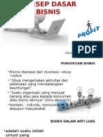#5_konsep Dasar Bisnis