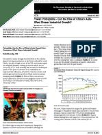 China - Oil Demand Driver