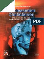 Dario Ugarte Adolescentes- Ciudadanos