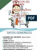 Presentacion Del Paciente